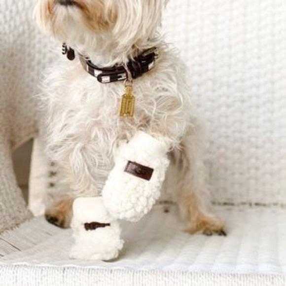 Ugg Classic Sherpa Dog Socks